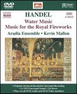 Handel: Water Music; Music for the Royal Fireworks [DVD Audio]