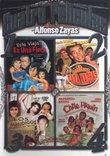 Cuatro Peliculas de Alfonso Zayas (Esta Vieja Es Una Fiera, El Detective Caza Nachas, Los Mendigos, Chile Piquin)