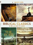 Biblical Classics 4-Movie Collection/