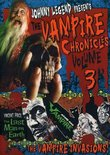 Johnny Legend Presents: Vampire Chronicles, Vol. 3 - The Last Man on Earth/Atom Age Vampire