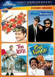 Comedy Greats Spotlight Collection [National Lampoon's Animal House, The Blues Brothers, The Jerk, Car Wash] (Universal's 100th Anniversary)