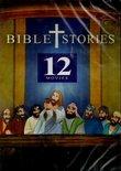 Bible Stories - 12 Movies: Life With Jesus / Apostles / Last Supper, Crucifixion, & Resurrection / Miracles Of Jesus / Ten Commandments / Joseph & His Brethren / Great Commandment / David & Goliath