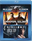 Universal Soldier / Lock Up (Two-Pack) [Blu-ray]