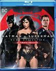 Batman v Superman:Dawn of Justice (Ultimate Edition) (BD) [Blu-ray]