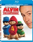 Alvin And The Chipmunks (Blu-Ray/DVD Combo + Digital)