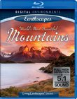 Living Landscapes: World's Most Beautiful Mountains [Blu-ray]