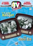 Reel Values TV Classics, Vol. 1 (The Lone Ranger / The Cisco Kid)