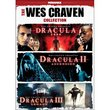Wes Craven Collection: Dracula 2000 / Dracula II: Ascension / Dracula III: Legacy