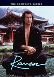 Raven: Complete Series (1992) (4 discs) Manufacturing on Demand - DVD