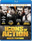 4-Film Icons of Action Set [Blu-ray]