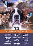 Animal Movies - Family Film 12 Pack