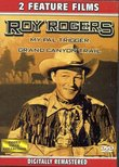 Roy Rogers - 2 Feature Films - My Pal Trigger / Grand Canyon Trail
