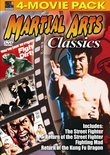 Martial Arts Classics 4-Movie Pack - Street Fighter, Return of the Street Fighter, Fighting Mad, Return of the Kung Fu Dragon