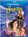 A Simple Wish (Blu-ray + Digital HD with UltraViolet)