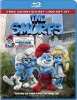 The Smurfs / The Smurfs: Christmas Carol (Three-Disc Combo Blu-ray / DVD )