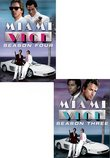 Miami Vice - Season 3 / 4 (Boxset) (2 pack)