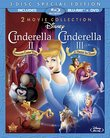 Cinderella II: Dreams Come True & Cinderella III [Blu-ray]