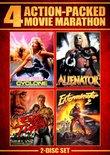 Action Packed Movie Marathon (Cyclone, Alienator, Eye Of The Tiger & Exterminator 2)