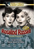 Rosalind Russell: Double Feature #1