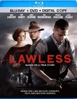 Lawless [Blu-ray/DVD/Digital Copy]