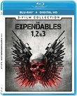 The Expendables 3-Film Collection [Blu-ray]