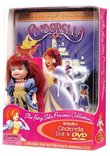 Fairy Tale Princess Collection: Jetlag Productions' Cinderella DVD and Cinderella doll