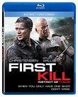 First Kill (Blu-ray + DVD Combo)