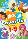 Nick Jr. Favorites Boxed Set (Vol. 1-3)