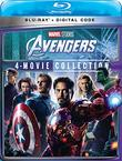 THE AVENGERS 4-MOVIE COLLECTION [Blu-ray]