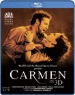 Bizet: Carmen in 3D (presented by RealD and the Royal Opera House) [Blu-ray]