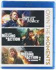 Delta Force/Missing In Action/Missing In Action 2 (Blu-ray, 2012)