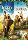 Jungle Book & Tarzan