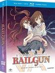 A Certain Scientific Railgun: Season 1 [Blu-ray]