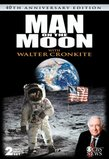 Man on the Moon with Walter Cronkite - 2 DVD Set