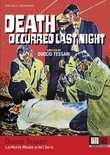 Death Occurred Last Night [Blu-ray]