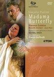 Puccini - Madama Butterfly / Fiorenza Cedolins, Marcello Giordani, Juan Pons, Francesca Franci, Carlo Bosi, Daniel Oren, Verona Opera
