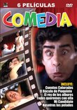 Mexican Cinema Comedia (6 Films on 2 DVDs)