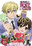 Ouran High School Host Club: Season 1, Part 1