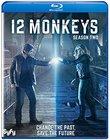 12 Monkeys: Season Two [Blu-ray]