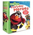 Sesame Street: Everyday Heroes 3-pk (Elmo Visits the Firehouse, Elmo Visits the Doctor, Friends to the Rescue)