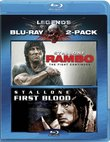 Rambo: First Blood / Rambo: The Fight Continues (Two-Pack) [Blu-ray]