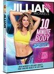 Jillian Michaels 10-Minute Body Transformation Second Edition