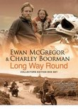 Long Way Round (Deluxe) Long Way Down (Deluxe) Race To Dakar - Complete 8 DVD Box Set