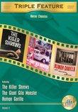 Horror Classics Triple Feature, Vol. 8 (Killer Shrews / The Giant Gila Monster / Human Gorilla)