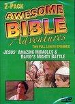 Jesus Amazing Miracles & David's Mighty Battle
