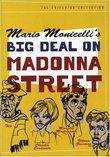 Big Deal on Madonna Street - Criterion Collection