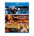 Doom / The Scorpion King / The Rundown Triple Feature [Blu-ray]