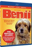 Benji - The Original Classic - BD + DVD + Digital [Blu-ray]