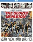 The Secret Invasion [Blu-ray]