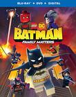LEGO DC: Batman: Family Matters BD (No Premium) (Blu-ray)